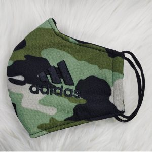 Green Adidas cannot