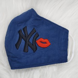 Blue and black corteroid New York Yankees