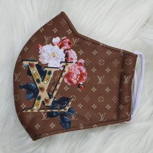 Louis Vuitton inspired floral