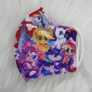 Red My Little pony