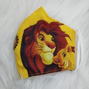 Yellow lion king