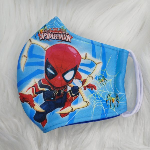 Baby ultimate Spider-Man