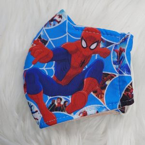 Light blue Spider-Man