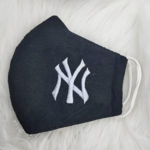 Black and white corteroid New York Yankees