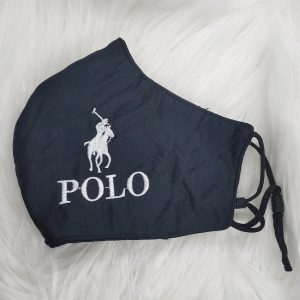 Black and white polo inspired
