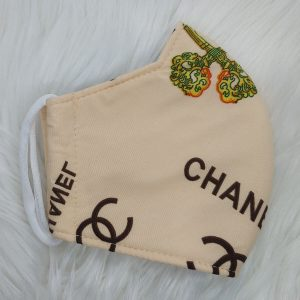 Cream Key Chanel Inspired